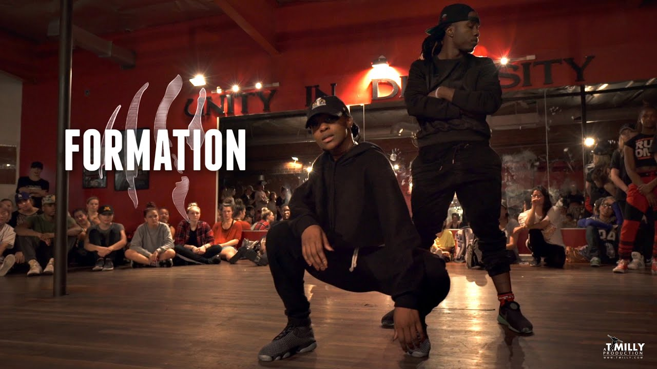 Formation Beyonce Choreography By Willdabeast