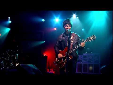 Oasis   live at Black Island Studios 2008