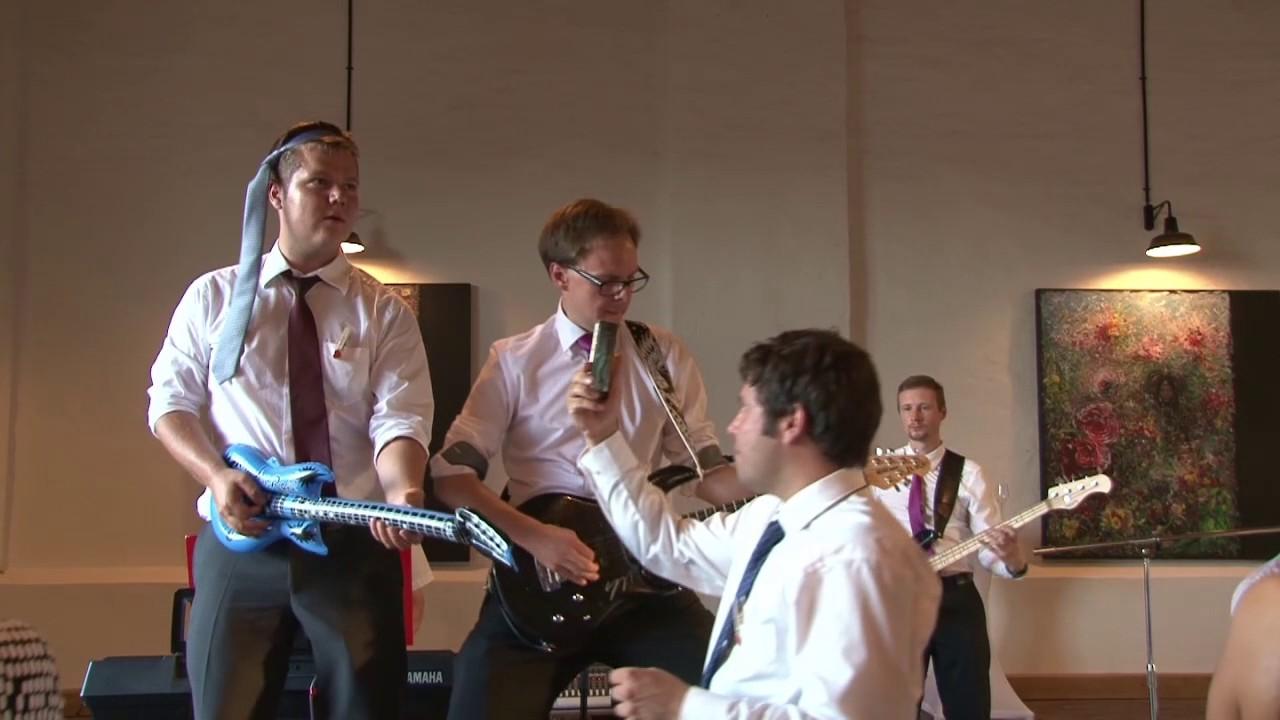 Hochzeitsband Bayern Ricardo S Partyband Augsburg Pop Rock