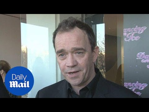 Todd Carty talks about stint on Dancing on Ice last year  Daily Mail