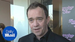 Todd Carty talks about stint on Dancing on Ice last year - Daily Mail