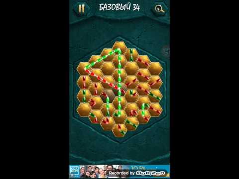 Crystalux 34 level, как пройти 34 уровень?