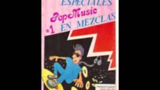 POP MUSIC DE EL SALVADOR.MIX ARTISTAS DEL AYER