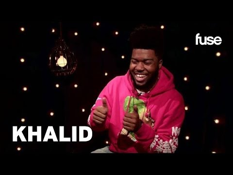 Khalid Destroyed His Car On A Taco Run With Eric Nam