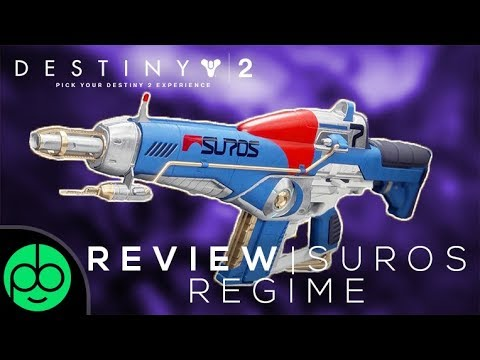 Destiny 2: SUPER SERIOUS SUROS REGIME EXOTIC REVIEW