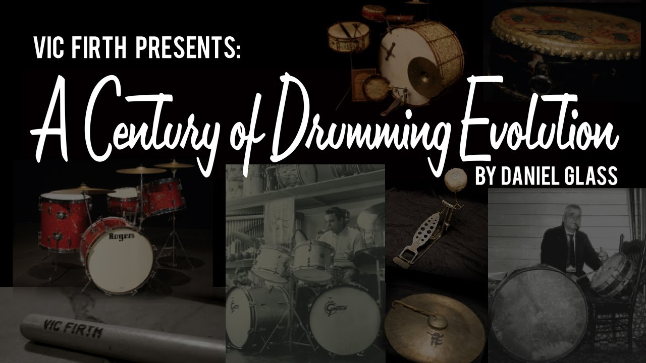 History Of The Drumset Series Introduction Youtube