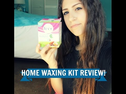Review: HOME WAXING KIT  nataliewho