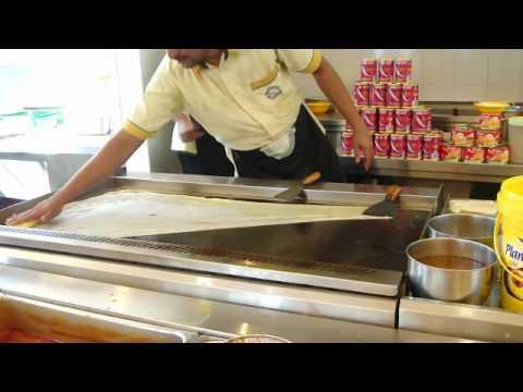 The Making of Roti Tisu