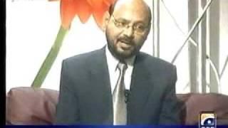 Dr Hilal Akhtar Mahpuri Geo Tv