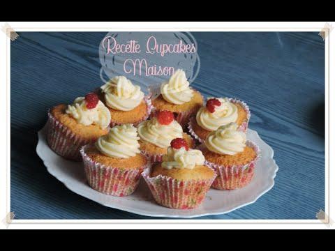 Recette Facile Et Rapide Cupcakes Maison Youtube