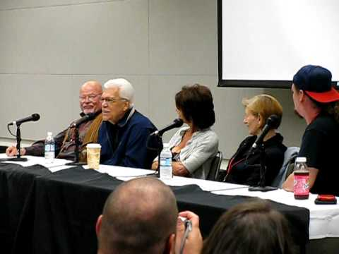 The Fog 30th Anniversary panel at Crypticon 2