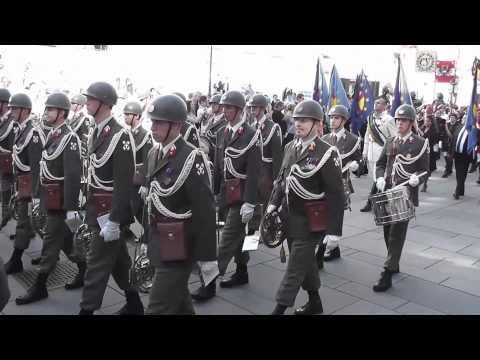 Vienna: Funeral Procession of Otto von Habsburg