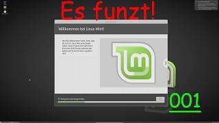 Ganze Linux Installation! | Linux (Ubuntu/Debian) (4K) | 001 | Tutorial [GERMAN/DEUTSCH]