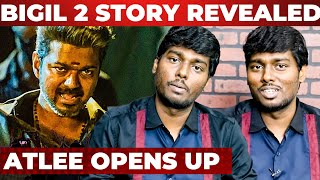 Director Atlee's Official Statement on Bigil 2 Rayappan