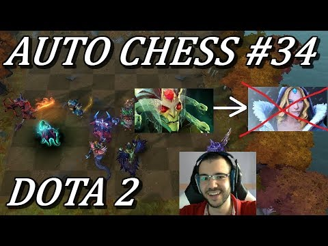 How To Counter Mage Builds! | Auto Chess Gameplay Commentary #34 Dota 2 thumbnail