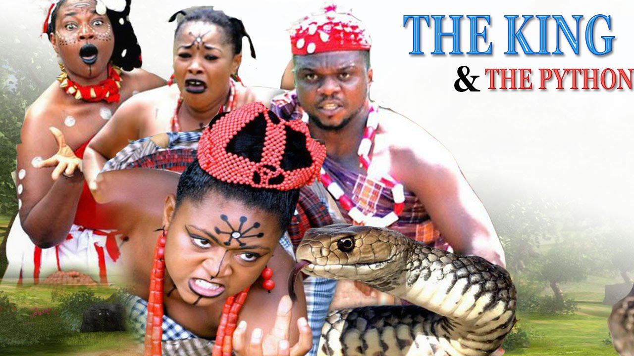 Download The King & The Python 1&2 - 2016 Latest Nigerian Nollywood Movie