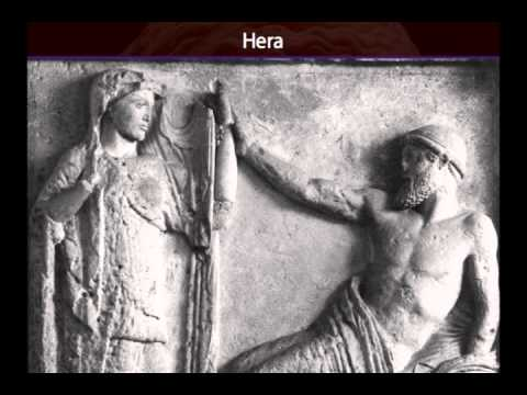 Day 4 Lecture - Ancient Goddesses and Gods