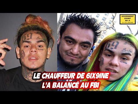 LE CHAUFFEUR DE 6IX9INE L'A BALANCÉ AU FBI