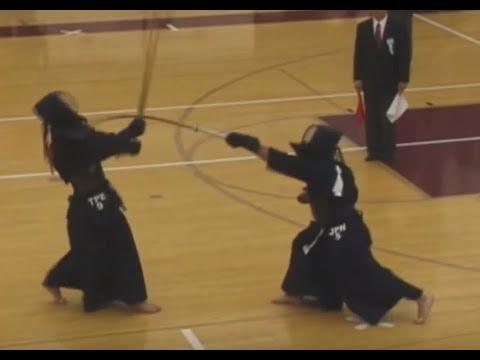 Kendo Tsuki ippons 剣道 突き 一本集