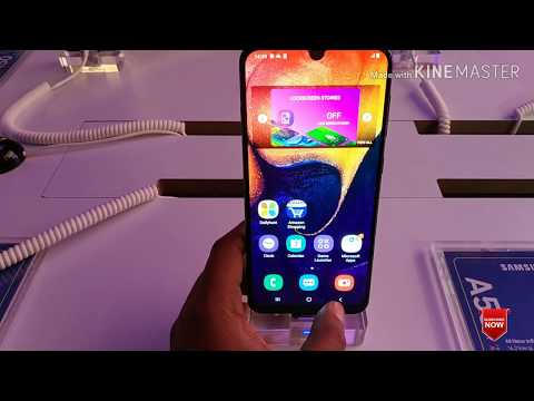 Samsung Galaxy A10 A30 A50 full features and specifications Mp3