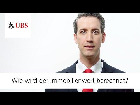 Wie Wird Der Immobilienwert Berechnet?   UBS