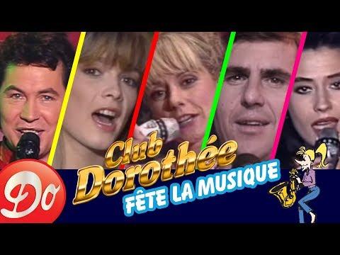 Le Club Dorothée fête la musique (COMPILATION)