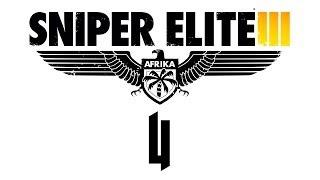 Прохождение Sniper Elite 3  — Часть 4: Ущелье Халфайи