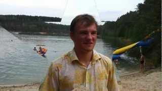 Отзыв 7: Танец ЗУК и Сальса на Голубых озерах(Ukraine, Salsa on the Blue lakes, Chernigov's Region, July 2012 http://vk.com/event37946587 http://vk.com/zoukraine - zouk from Kiev., 2012-07-20T16:07:31.000Z)