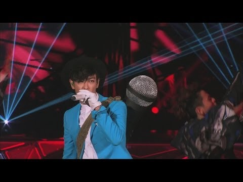 T.O.P - DOOM DADA (from 『BIGBANG JAPAN DOME TOUR 2013~2014』)