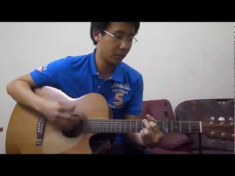 Cornerstone - Hillsong Cover (Daniel Choo)