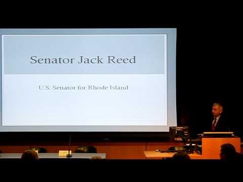 Get Off Oil: Senator Jack Reed