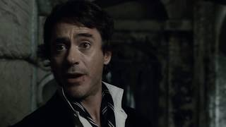 Шерлок Холмс Разговор Холмса и Блэквуда
