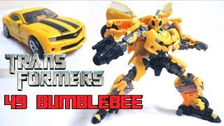 【Transformers Studio Series】SS-49 Bumblebee NEW CAMARO STYLE ! wotafa's review