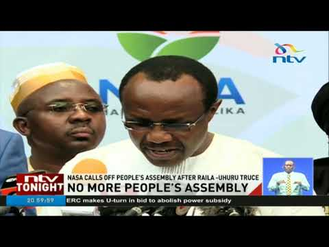 Why NASA suspended people's assemblies
