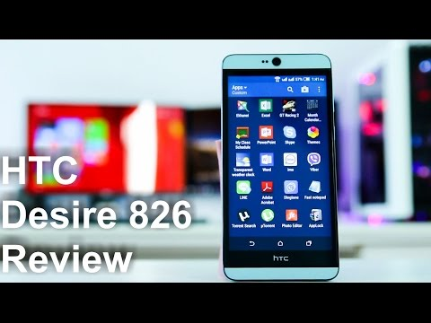 HTC Desire 826 Review | Best Midrange Smartphone 2015 ?