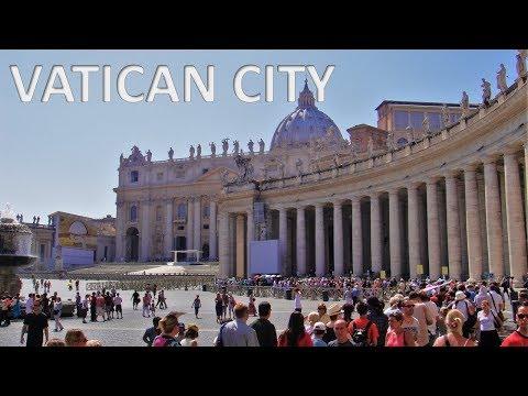 VATICAN CITY [HD]