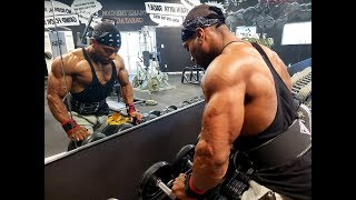 Best DELTS Video Ever Made | Raw Workout (with Form Advice & Tips) | Get Pumpkin DELTS