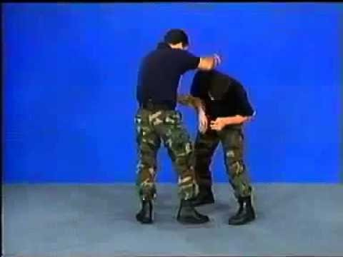 Navy Seal Team Hand To Hand Combat Training