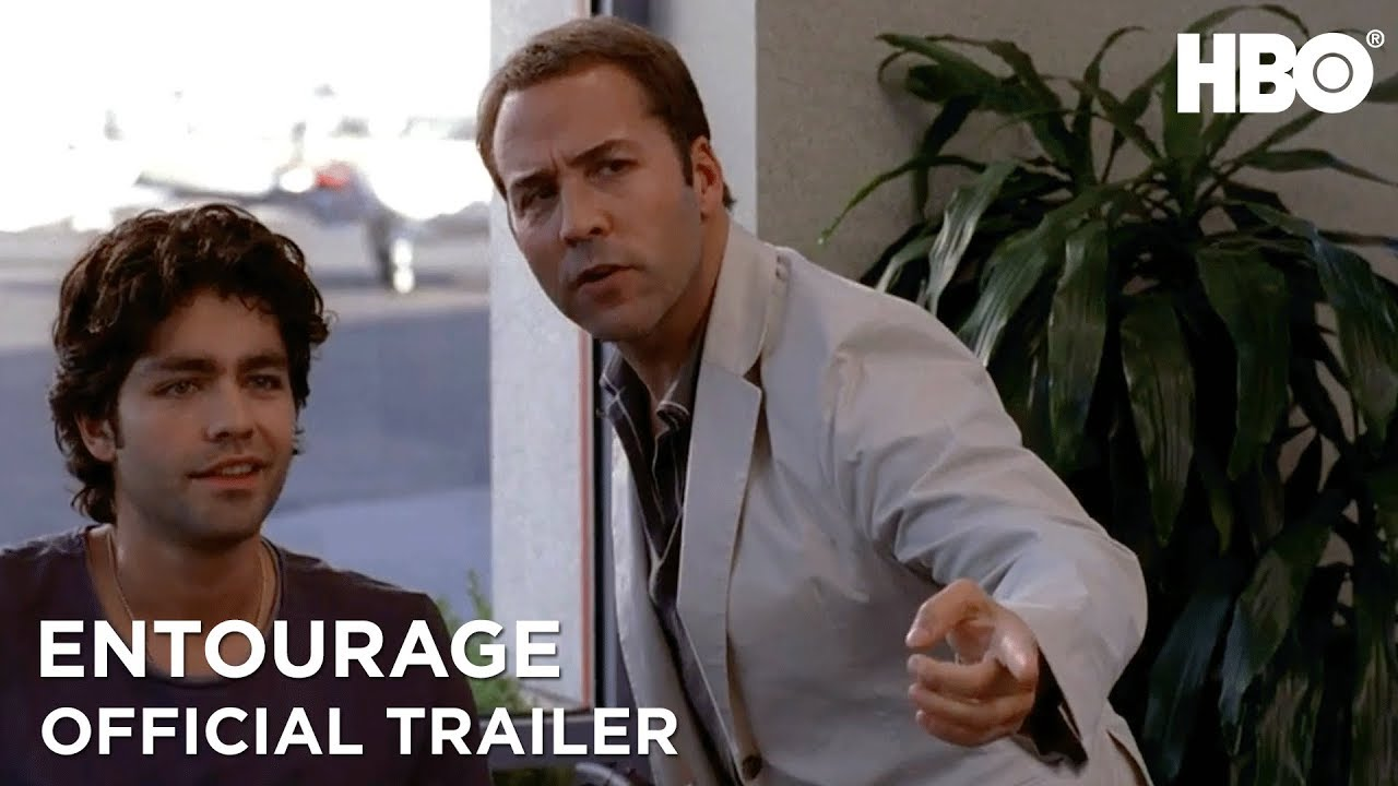 'It's Hollywood, Baby' Trailer | Entourage | HBO Classics