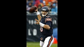 Mitchell Trubisky Chicago Bears QB Film Review vs Green Bay