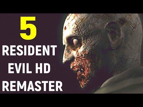 Прохождение Resident Evil HD Remaster - Часть 5: Акулы и пауки