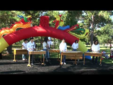 Kolintang Group - Mapalus Kawanua Florida - Asian Cultural EXPO 2014