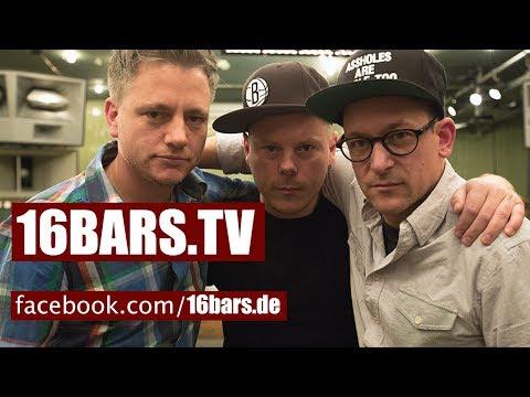 "Interview: Fettes Brot über ""30-11-80"", ihr aktuelles Album & Kool Savas (16BARS.TV)"