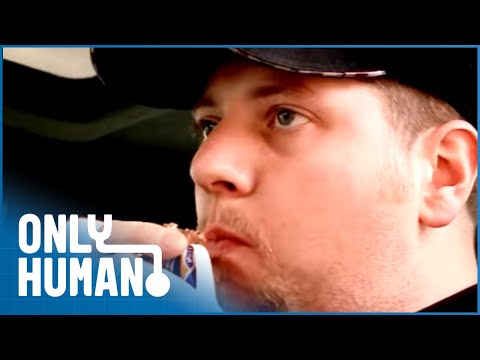 Italian Restaurant Chef Can Only Eat Biscuits | Freaky Eaters  | Only Human
