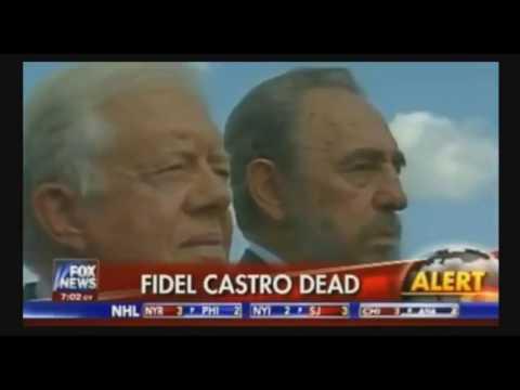 Fidel Castro Is Dead!!