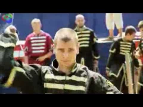 Szkíta Sólyom Baranta Győr - bemutató film