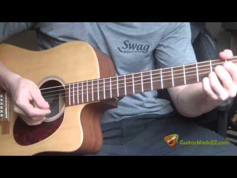 Gin Blossoms Allison Road Guitar Lesson