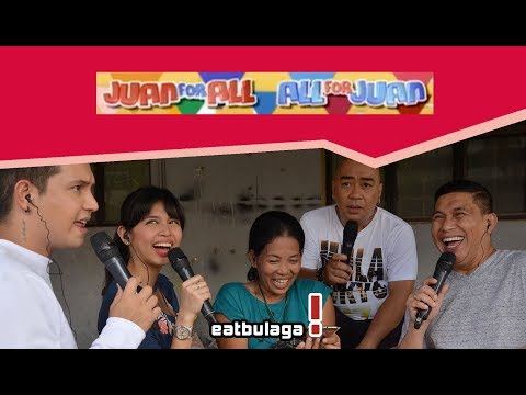 Juan For All, All For Juan Sugod Bahay | February 1, 2018