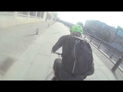Cykeltur till Ljud & Bildmedia