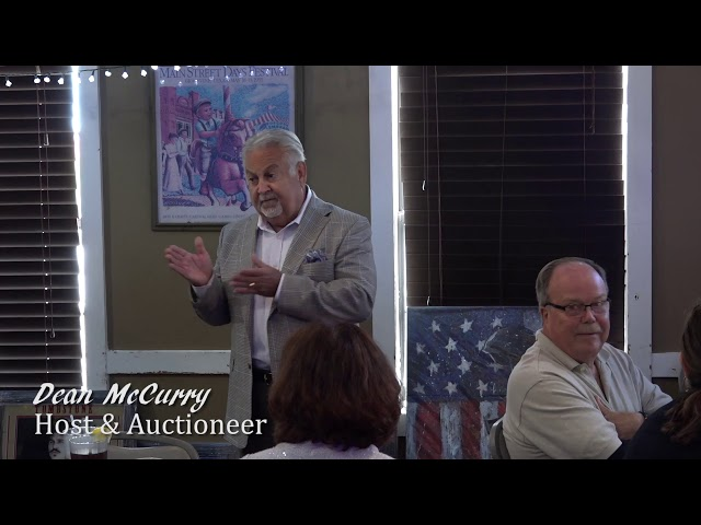 Dean McCurry Auction Services Training Seminar